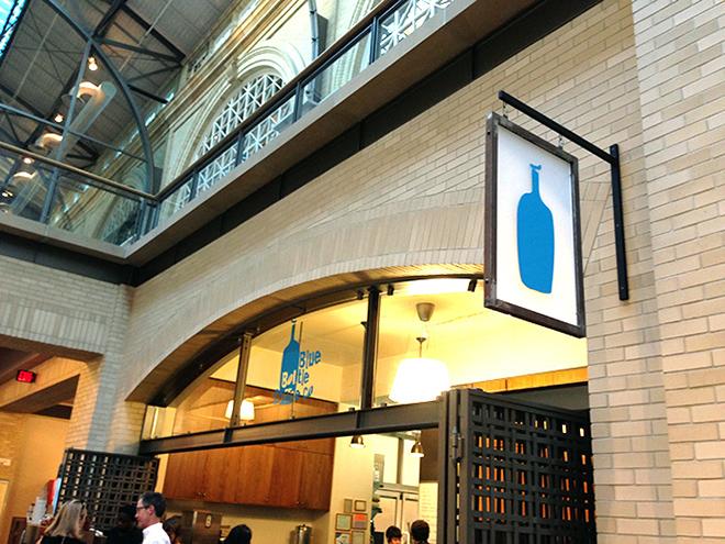Ferry Building コーヒー界のアップルついに東京上陸!