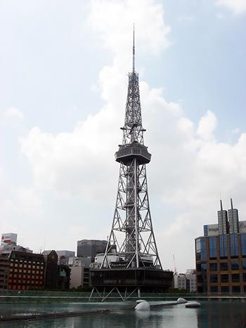 開業60周年を迎えた名古屋テレビ塔