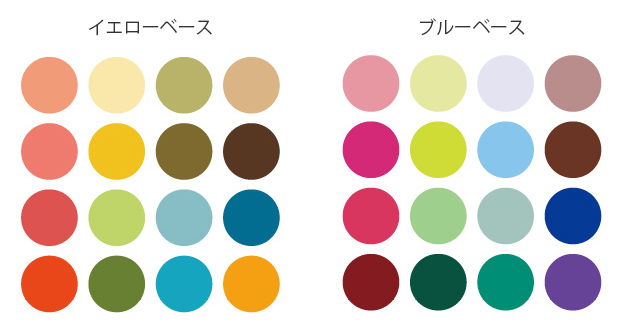 色とりどりのグラスパンプキン、何色が一番に目に入りますか?