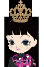 ベースカラーキャラクター人気投票 lilyちゃん