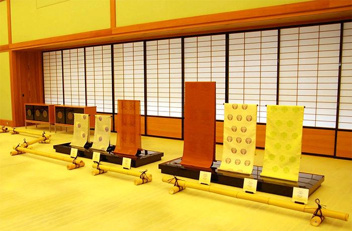 おもてなしの心、京都迎賓館に見るベースカラーの色とりどり