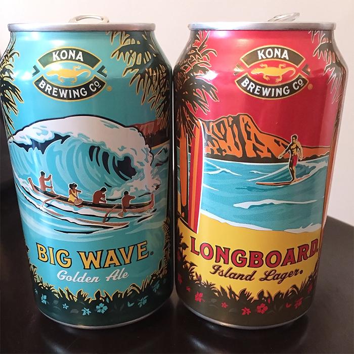 パッケージが素敵なハワイのコナビール