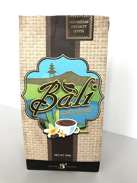 バリ島のお土産コーヒー