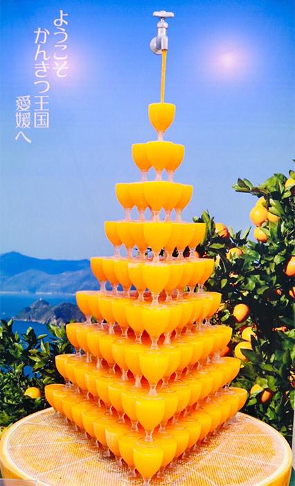 みかん色の松山