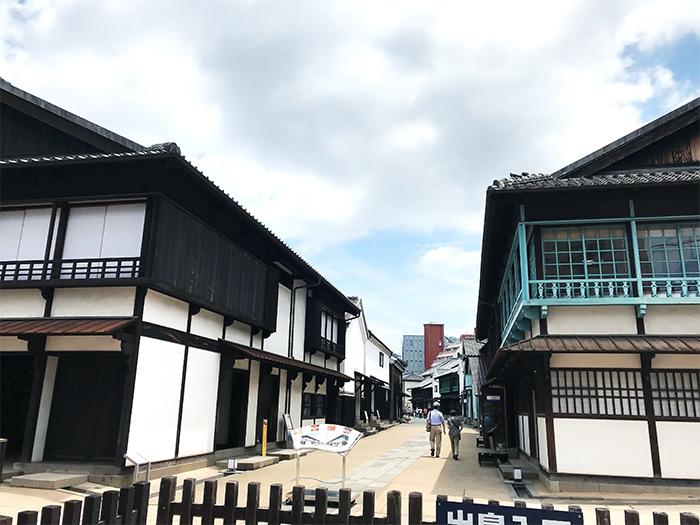 長崎への旅で見た色