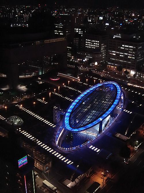 名古屋テレビ塔~光の万華鏡~